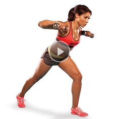 Back Fat Workouts: Back Row With Tap