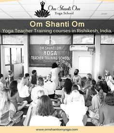 """Yoga Teacher Training Course in Rishikesh, India is #perfect and #suitable Yoga course for all and also a gateway to learning Yoga from beginning. Om Shanti Om is also a fully #residential yoga school in Rishikesh, India because we provide food and #accommodation also. We got #reviews from our students like """"Professional Yoga teachers in Rishikesh, India"""" and """"Best Yoga TTC School in Rishikesh, India"""". https://yogateachertraininginrishikesh.in/100-hour-yoga-teacher-training.html"""