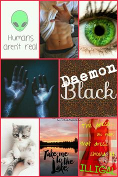 The Daemon Black we all love so much