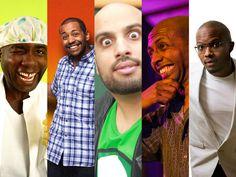 Sie werden immer mehr im deutschsprachigen Raum. Die Kabarettisten afrikanischer Herkunft, die nicht nur über sich lachen sondern auch über ihre deutschsprachige Gesellschaft.