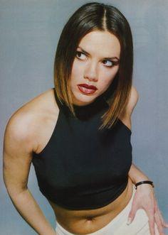 "Bob Classic Victoria Beckham Sleek Look Center Parting ""width ="" 750 ""height ="" 979 ""/> Bob Hairstyles 2018, Stacked Bob Hairstyles, Elegant Hairstyles, Ponytail Hairstyles, Summer Hairstyles, Pelo Pixie, Hair 2018, Spice Girls, Bob Styles"