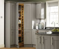 Feature Storage   Benchmarx Kitchens & Joinery