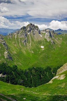 Mount Korab,Macedonia: