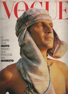 Caetano Veloso ...en detalle.: 1988 - VOGUE Brasil