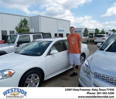 #HappyBirthday to Brenda S Cray from Tristan Gilbert at Westside Chevrolet!