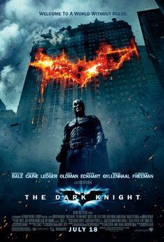 The Dark Knight- Batman wins the superhero debate, hands down.