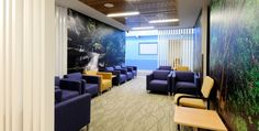 Central Coast Regional Cancer Centre -  By Decor Systems - Acoustic Panels
