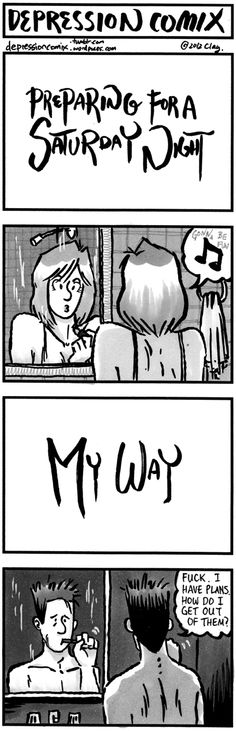 depression comix #72