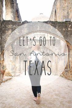 Let's Go To: San Antonio, TX   Its Pam Del