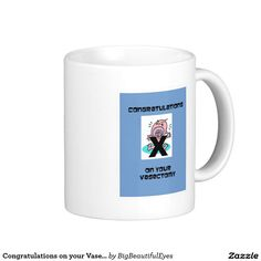 Congratulations on your Vasectomy Mug