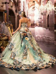 gowns NEED bespoke pearls and Braun we can assist you in designing the of your dreams! email us @ HiPretty@ so we can add luster to your special day! Fashion Vestidos, Fashion Dresses, Evening Dresses, Prom Dresses, Formal Dresses, Beautiful Gowns, Beautiful Outfits, Glamouröse Outfits, Fantasy Gowns