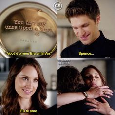 Essa cena é tão amorzinho ❤ Spencer E Toby, Spencer Hastings, New Pretty Little Liars, Pll Memes, Pll Cast, Hanna Marin, I'm Still Here, Brenda Song, Shay Mitchell