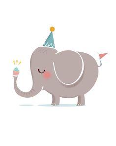 Elephant by Lisa Hunt