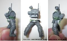 As the Emperor protects, so must we. After having so much fun converting the first INQ28 Militarum Tempestus storm trooper, I knew I had...