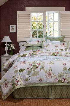 Buy Bedding Online at EziBuy | Bed linen includes sheet sets, duvet covers, blankets, quilts - Antoinette Comforter Set