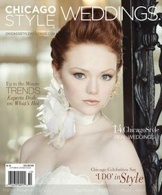 CT-Designs #Calligraphy and Wedding Stationery: CT-Designs Featured in Chicago Style #Weddings Magazine!!!