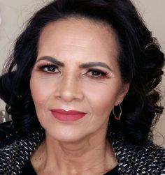 #makeup #pelemadura #batom #cabelo #mãedenoiva