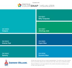 I found these colors with ColorSnap® Visualizer for iPhone by Sherwin-Williams: Moody Blue (SW Acier (SW Elephant Ear (SW Dovetail (SW Mega Greige (SW Chatura Gray (SW Felted Wool (SW Blue Gray Paint, Blue Paint Colors, Bathroom Paint Colors, Paint Colors For Home, Wall Colors, Gray Color, House Paint Exterior, Exterior Paint Colors, Exterior House Colors