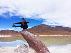 juliana goes | juliana goes blog | blog de viagem | dica de viagem | deserto do atacama | lagunas altiplanicas | piedras rojas | salar de talar | ayllu atacama Juliana Goes, Adventure Photos, Foto Pose, Selfies, Chile, Travelling, Trips, Highlights, Photograph
