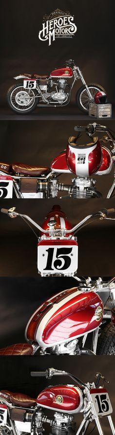 1972 BSA 500cc GP #forsale #heroesmotors #caferacer #vintagemotorcycles #triumph #harleydavidson #losangeles #california #norton #vincent #indian #classicmotorcycles #ateliersbueno #photosergebueno