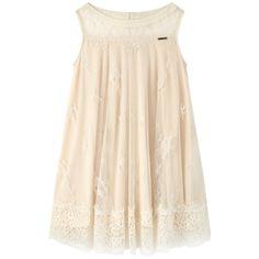 TWIN-SET Платье из кружев