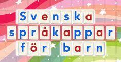 Svenska språkappar för barn   Språkträning En suverän sammanställning på PappasAppar