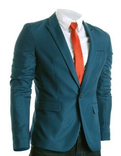 FLATSEVEN Mens Designer Slim Fit Stylish Peaked Lapel Blazers Blue, Boys L (Chest 36) FLATSEVEN http://www.amazon.com/dp/B009N2ASIU/ref=cm_sw_r_pi_dp_AWbEub1MENCXH http://www.flatsevenshop.com/tops-tees/mens-slim-fit-stylish-button-up-cardigan-c100.html #BLACKFRIDAY #CYBERMONDAY #MENSCLOTHING #MENSCLOTHES #MENSJACKET #MENSBLAZER #MENSCASUALJACKET #MENSSHIRTS #MENSFASHION