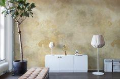 COLOR CLOUDS, GOLD | R13273 | Rebel Walls DE