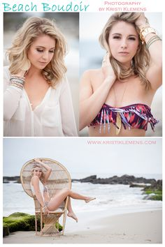 KLK Photography | Photography by Kristi Klemens | Beach Boudoir | Beach Inspired Boudoir | Outdoor Boudoir Photographer