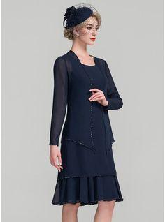 La beauté et la psychologie des femmes, jurk met jasje bruiloft