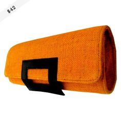 Yellow Jute bag
