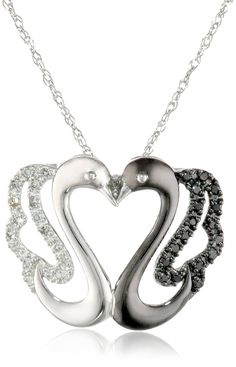 XPY 10k Gold Diamond Animal Necklace: A Pendant for Couples | Fashion Jolt