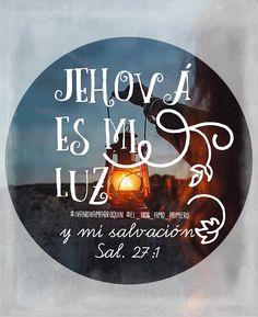 Jehová es mi Dios y mi salvador