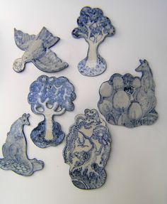 gerry wedd ceramics - love his guy and he's a surfer !! (in Australia)