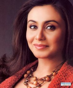 ♥ #Rani_Mukherjee , one of the best actresses of Bollywood ♥