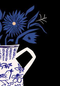 Monday Flowers - Emily Isabella
