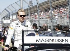 McLaren reserve driver Kevin Magnussen will be absent from this weekend's Singapore Formula One Grand Prix paddock after breaking his hand while cycling. Formula One, His Hands, Motogp, Grand Prix, Singapore, Cycling, Wrestling, Bike, Sports