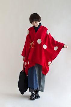 杉綾 富士(すぎあや ふじ)/杢鼠×紺鼠(もくねず×こんねず) - SOU・SOU netshop (ソウソウ) - 『新しい日本文化の創造』