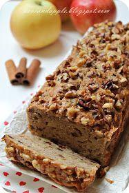Eve and Apple: gyümölcsös süti Sweet Recipes, Cake Recipes, Dessert Recipes, Poppy Seed Cookies, Vegetarian Recipes, Healthy Recipes, Sweets Cake, Vegan Dishes, Banana Bread