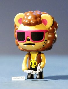 TOKIDOKI Royal Pride Brunello