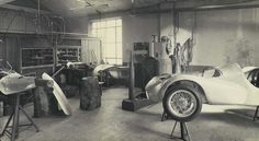 Stanguellini Factory Pics - All MetalShaping Maserati, Ferrari, Metal Shaping, Metal Fab, Custom Metal, Car Pictures, Old Cars, Antique Cars, Automobile