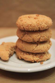 Flourless Peanut Butter Cookies23
