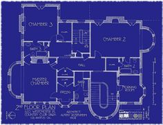 1120 Westchester Pl - 2nd Floor Plan | Flickr - Photo Sharing!