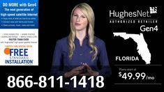 Hughesnet Florida Gen4 Satellite Internet service Deals, Offers, Special...