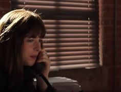 Dakota Johnson & Jamie Dornan. Fifty Shades  Of Grey-Darker-Freed.