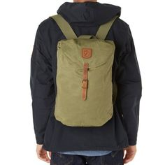 fjallraven greenland backpack small dark navy