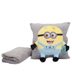 Despicable me 2 toys Minion Pillow Pet Despicable Me Blankets Bedding for Kids Gift  http://www.x-cosplay.com/movie-and-tv-cosplay/despicable-me.html