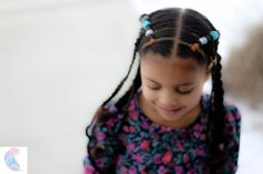 Protective Hairstyle for Mixed Kid Black Baby Hairstyles, Kids Curly Hairstyles, Natural Hairstyles For Kids, Biracial Babies, Biracial Hair, Curly Hair Styles, Natural Hair Styles, Natural Haircare, Natural Hair Journey