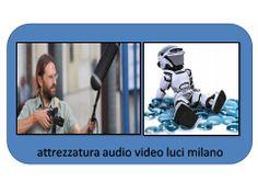 attrezzatura audio video luci milano