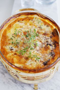Swedish Recipes, Lasagna, Quiche, Macaroni And Cheese, Main Dishes, Dinner Recipes, Rum, Food And Drink, Cooking Recipes